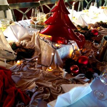 festliches Schiff Berlin für Weihnachtsfeier